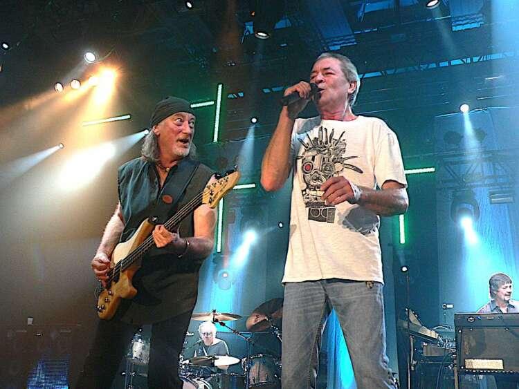 """Deep Purple """"Now What!?"""" oder: Das Wunder von Nashville"""