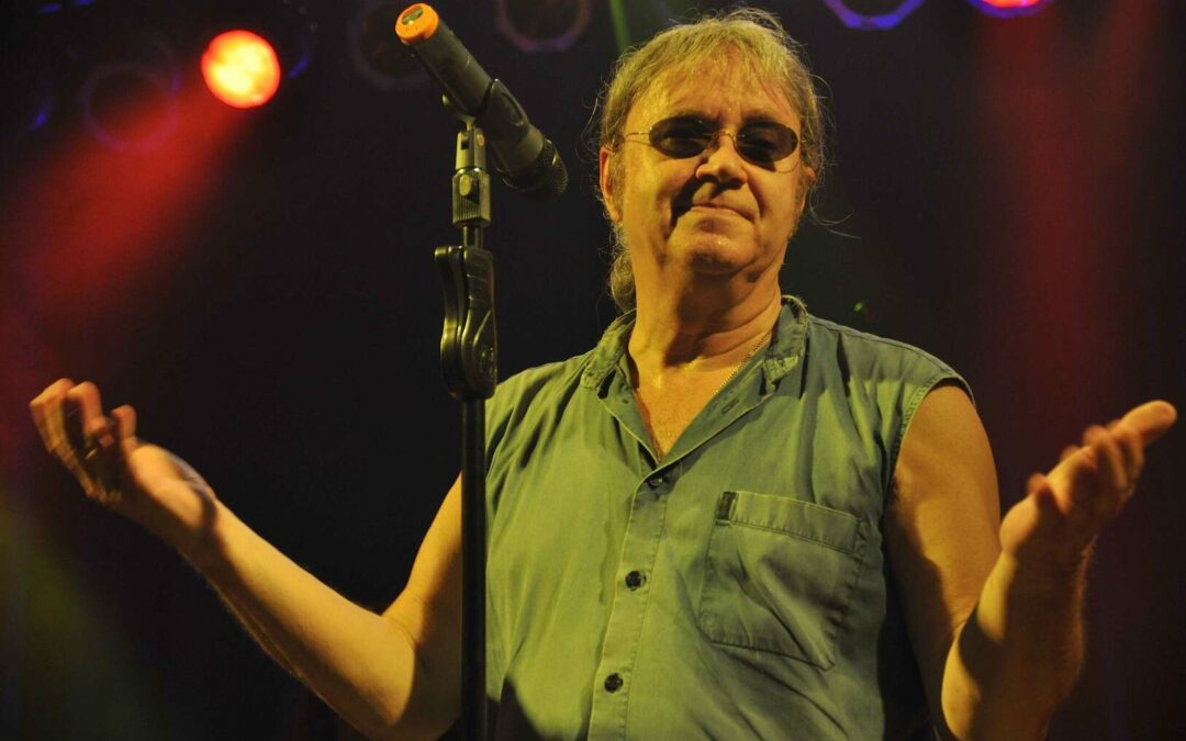 DEEP PURPLE- Die Interviews: Ian Paice