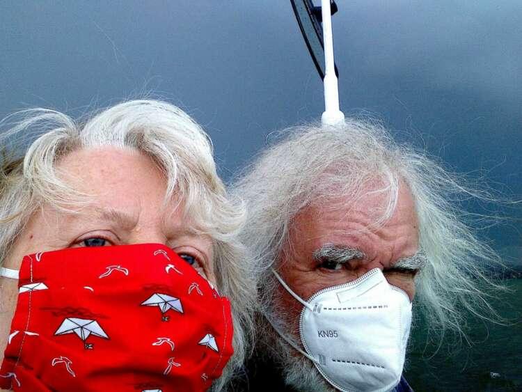 10.8.2020 Wind und Wetter….