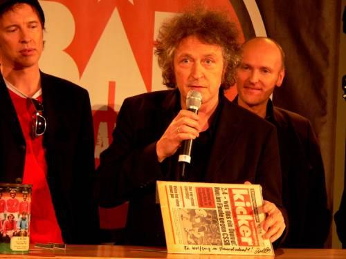 BAP – Wolfgang Niedecken Interview (2005)