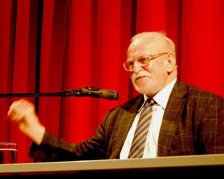 11.12.2020 Kramen in Erinnerungen…. Fritz Rau