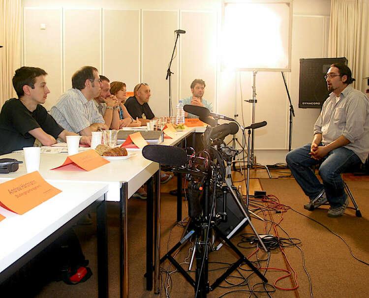 Popakademie Mannheim: Der Start. Eine Reportage (2003)