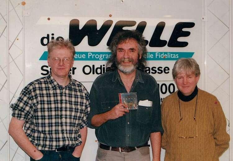 Barclay James Harvest (1999) John Lees und Woolly Wolstenholme