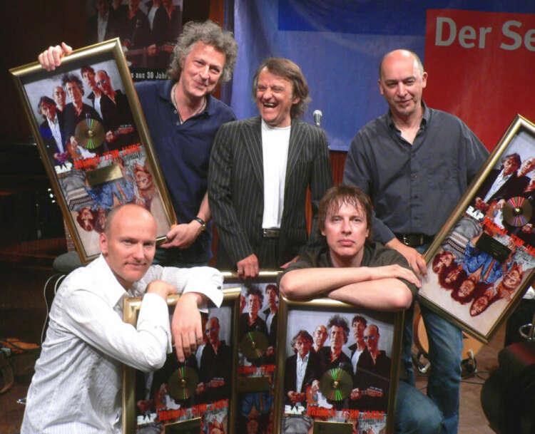"""BAP: Wolfgang Niedecken über das """"Sonx""""-Album (2004)"""